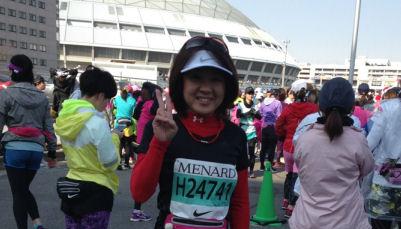 今年もウィメンズマラソン走ります!